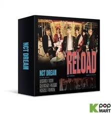 Nct Dream - NCT DREAM - [Reload] Kit album