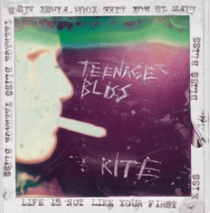 Kite - Teenage Bliss Transparent Green Vinyl