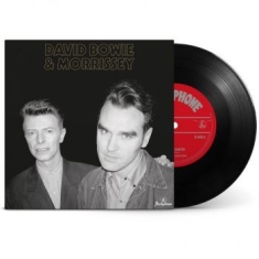 Morrissey And David Bowie - Cosmic Dancer