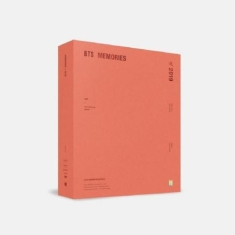 BTS - MEMORIES OF 2019 DVD