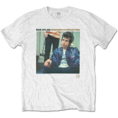 Bob Dylan - Unisex Tee: Highway 61 Revisited