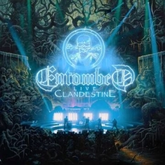 Entombed - Clandestine - Live (2 LP Gold) (RSD)