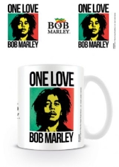 Bob Marley - Bob Marley (One Love) Coffee Mug