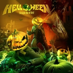 Helloween - Straight Out.. -Coloured-