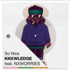 Knxwledge - So Nice