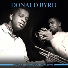 Donald Byrd - Eleven Classic Albums