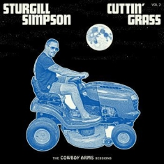 Sturgill Simpson - Cuttin' Grass - Vol. 2 (Black Vinyl