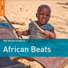 Blandade Artister - Rough Guide To African Beats