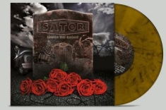 Sator - Under The Radar (Transparent Marble