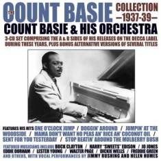 Basie Count - Count Basie Collection 1937-39