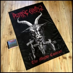 Rotting Christ - Flag Large/Textile Poster