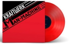 Kraftwerk - The Man-Machine (Ltd. Vinyl En
