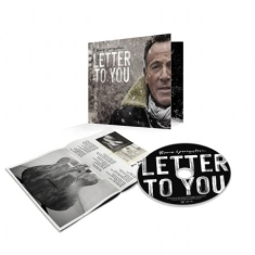 Springsteen Bruce - Letter To You -Digi-