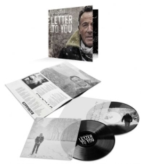 Springsteen Bruce - Letter To You (Black Vinyl)