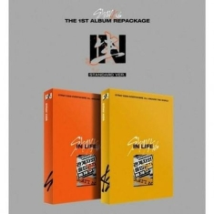 Stray Kids - Vol.1 Repackage (IN LIFE) (Random Version)