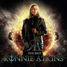 Ronnie Atkins - One Shot (Ltd Ed Yellow Vinyl)