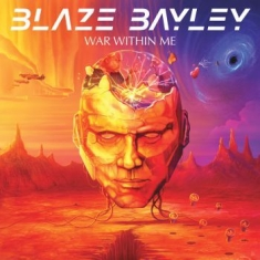 Bayley Blaze - War Within Me