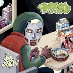 Mf Doom - Mm...Food (Green & Pink Vinyl)