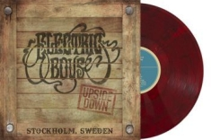 Electric Boys - Ups!De Down (Red Marble Vinyl)