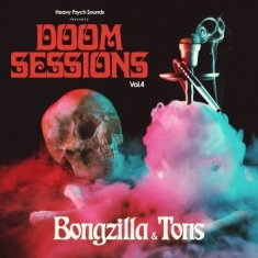 Bongzilla / Tons - Doom Sessions - Vol. 4