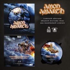Amon Amarth - Warriors Of The North (Pic Disc Sha