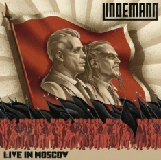 Lindemann - Live In Moscow (2Lp)