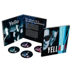 Yello - Yello 40 Years (4Cd)