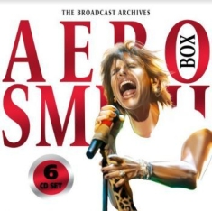 Aerosmith - Broadcast Archives Box (6Cd)