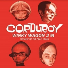 Corduroy - Winky Wagon 2 (Ltd Red Vinyl)