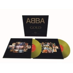 Abba - Abba Gold (2Lp Ltd Gold Edition)