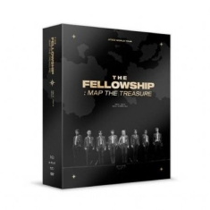 ATEEZ - World tour the fellowship : Map the treasure seoul dvd