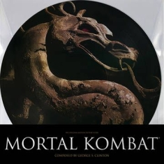 Clinton George S - Mortal Kombat Ost (Picture Disc) (Rsd)