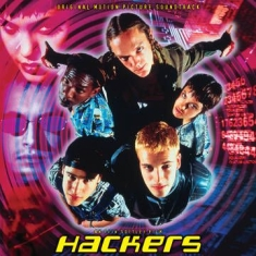 Various artists - Hackers Ost (2Lp) (Rsd)