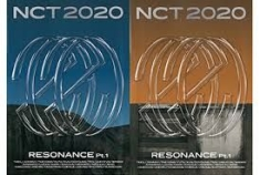 NCT 2020 - [NCT 2020 : RESONANCE Pt. 1] (A:The Past Ver.) i gruppen CD hos Bengans Skivbutik AB (4001976)