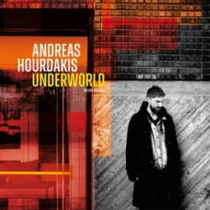 Andreas Hourdakis - Underworld (Signerad LP)
