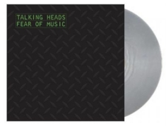 Talking Heads - Fear Of Music (Rocktober Silver Vinyl)
