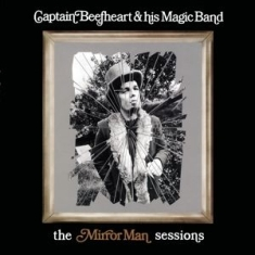 Captain Beefheart - Mirror Man.. -Coloured-