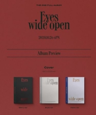 Twice - Vol.2 [Eyes wide open] (B:Style ver.)