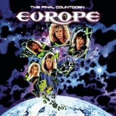 Europe - Final Countdown-Coloured-