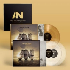 Awolnation - Megalithic Symphony (Clear & Gold V