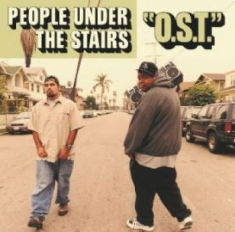 People Under Stairs - O.S.T.