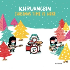 KHRUANGBIN - Christmas Time Is Here (Red Vinyl)