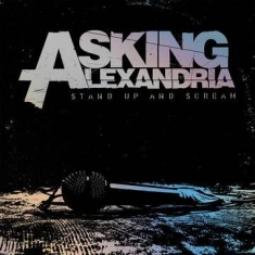 Asking Alexandria - Stand Up & Scream (Color Vinyl/Alternate Cover) (Rsd)