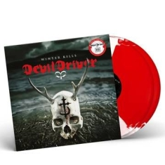 Devildriver - Winter Kills (Red/White Split Color Vinyl/Hand-Number/Poster) (Rsd)