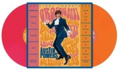 Various artists - Austin Powers - International Man Of Mystery (2Lp) (Rsd)