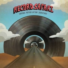 Various artists - Record Safari Motion Picture Ost (Deluxe Edition/Clear Vinyl) (Rsd)