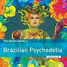 Various artists - Rough Guide To Brazilian Psychedelia