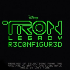 Daft Punk - Tron  Legacy Reconfigured
