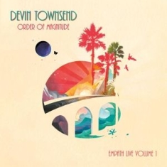 TOWNSEND DEVIN - Order Of.. -Cd+Dvd-