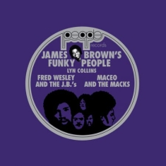Various artists - James Brown's Funky People Part 1 / Various